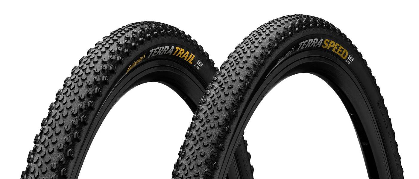Continental Rolls Out new Gravel Grinding Terra Trail and Terra Speed Tires 1