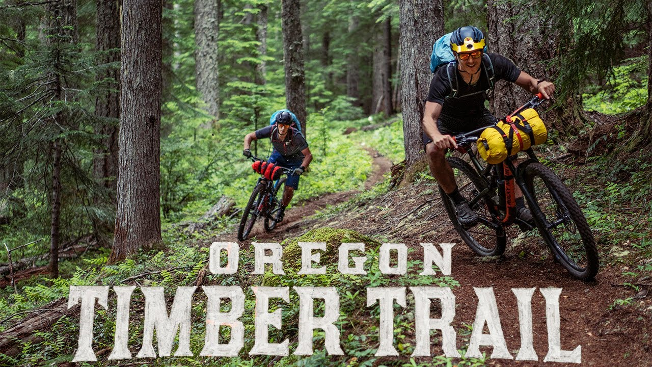 Oregon Timber Trail - The Greatest Long Distance Mountain Bike Trail in the World! 18