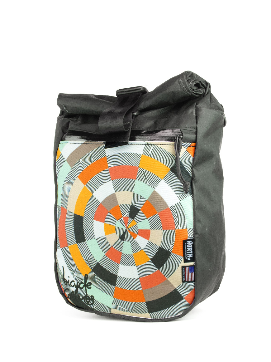 North St. Bags x Bicyclecrumbs Collaboration 6