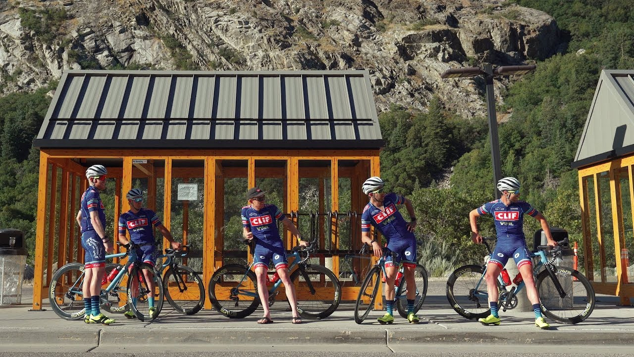 Team Clif Bar Speed Camp 5