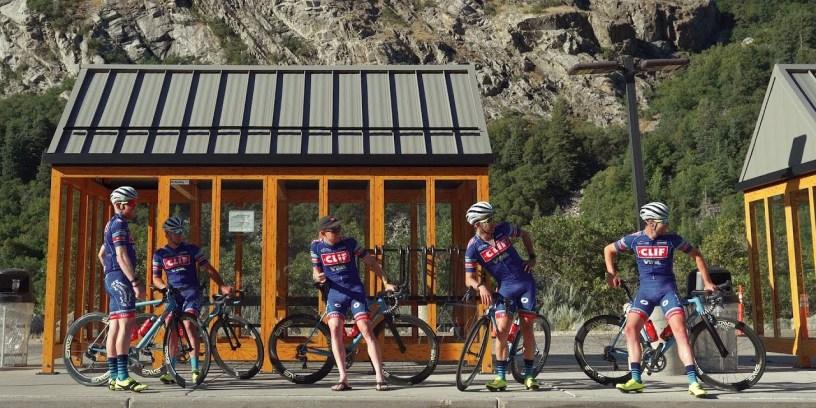 Team Clif Bar Speed Camp