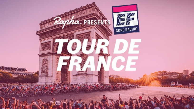 Tour de France – EF Gone Racing – Episode 17