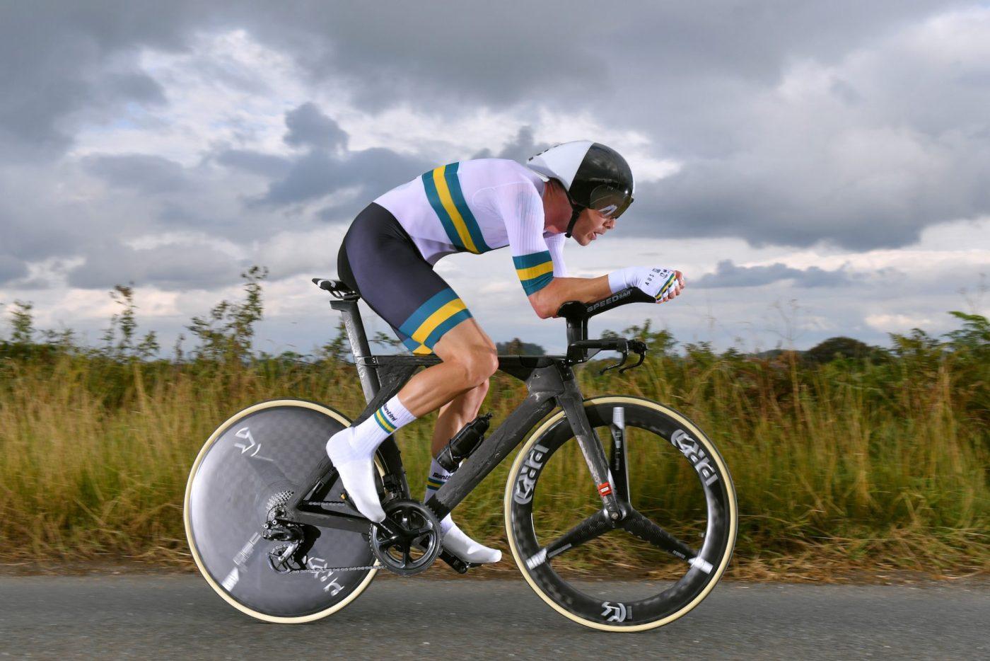 Rohan Dennis Rides Stripped BMC Timemachine TT to Win at 2019 UCI World Championships 3