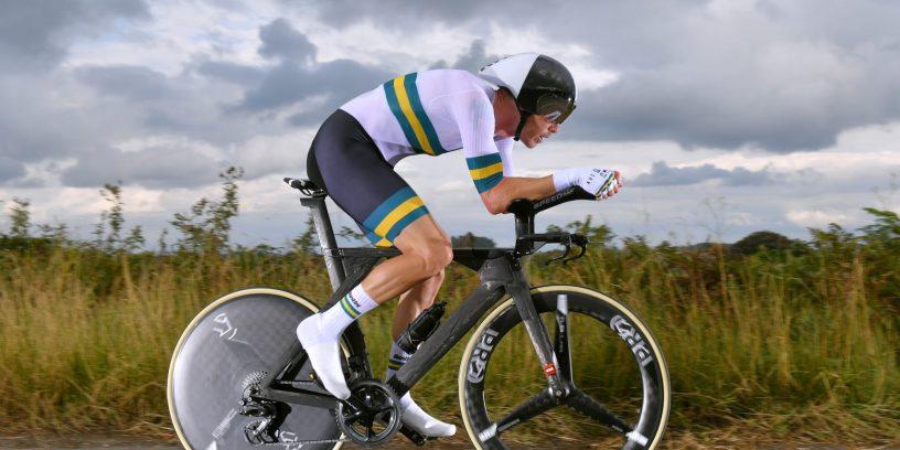 Rohan Dennis Rides Stripped BMC Timemachine TT to Win at 2019 UCI World Championships