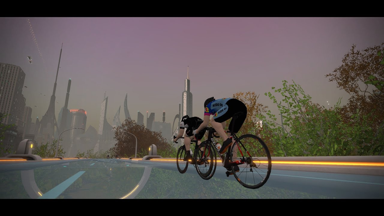 Zwift: 9 Stages of DIRT Begins Sunday 3