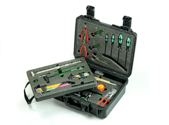 Abbey Tools Team Issue Toolbox