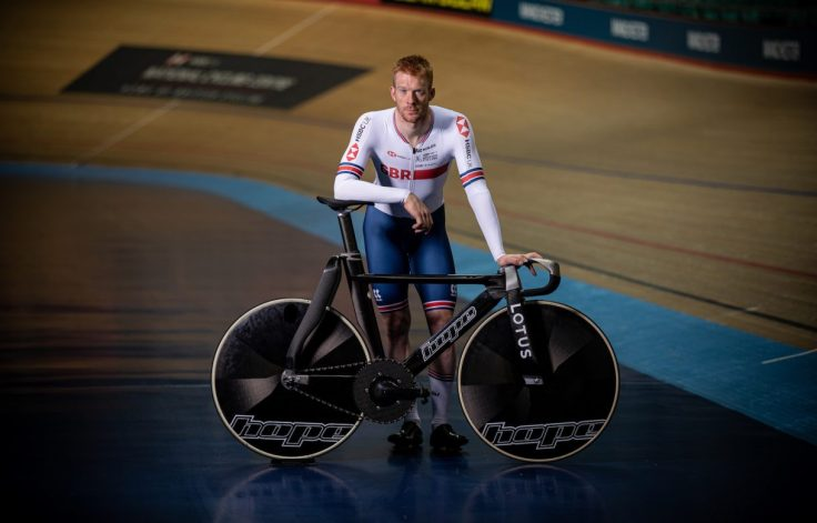 Hope and Lotus Develop Insane 2020 Olympic Track Bike for the Great Britain Cycling Team 5