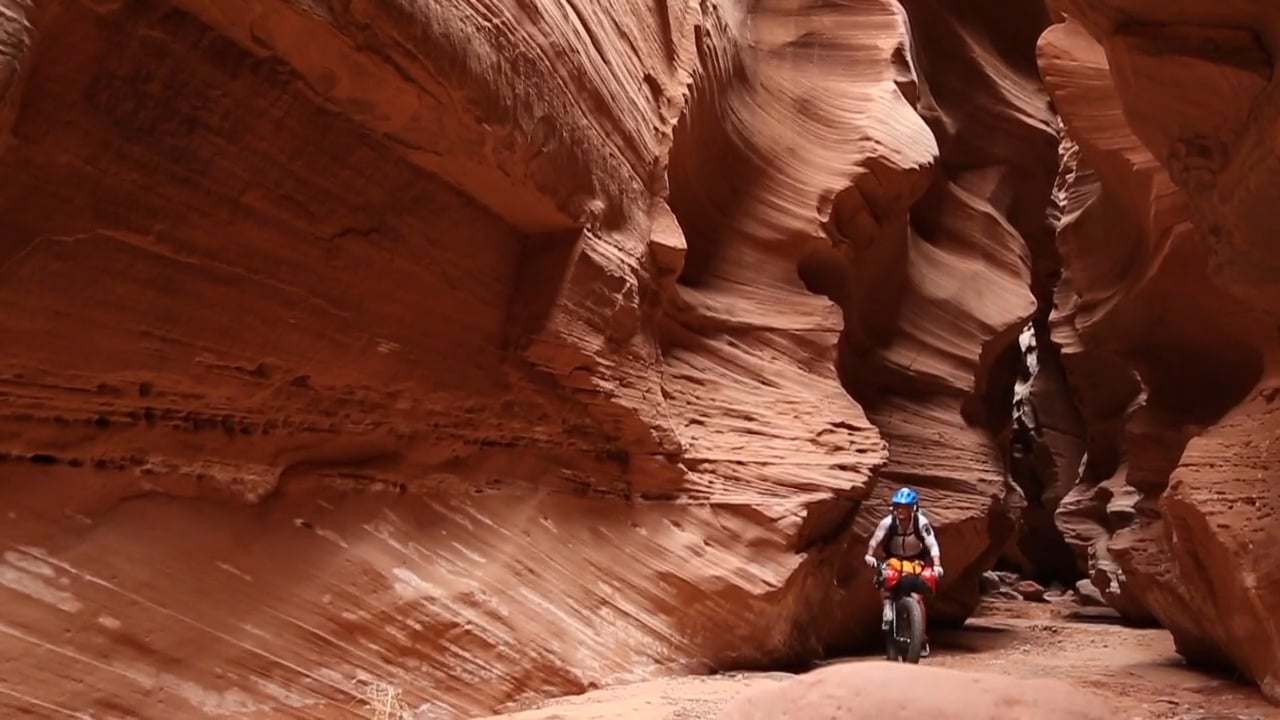 Video: Fat 'n Happy - Desert Touring by Fatbike and Packraft 9