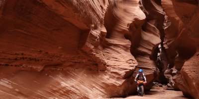 Video: Fat 'n Happy - Desert Touring by Fatbike and Packraft 2