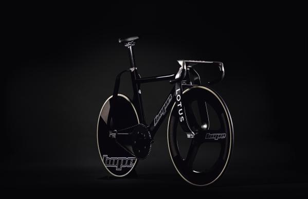 Hope and Lotus Develop Insane 2020 Olympic Track Bike for the Great Britain Cycling Team 12