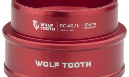 Wolf Tooth Headset Extenders Let You Change Your Bike's Geometry