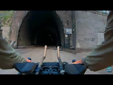 Cycling Through the Tunnel of Death 3