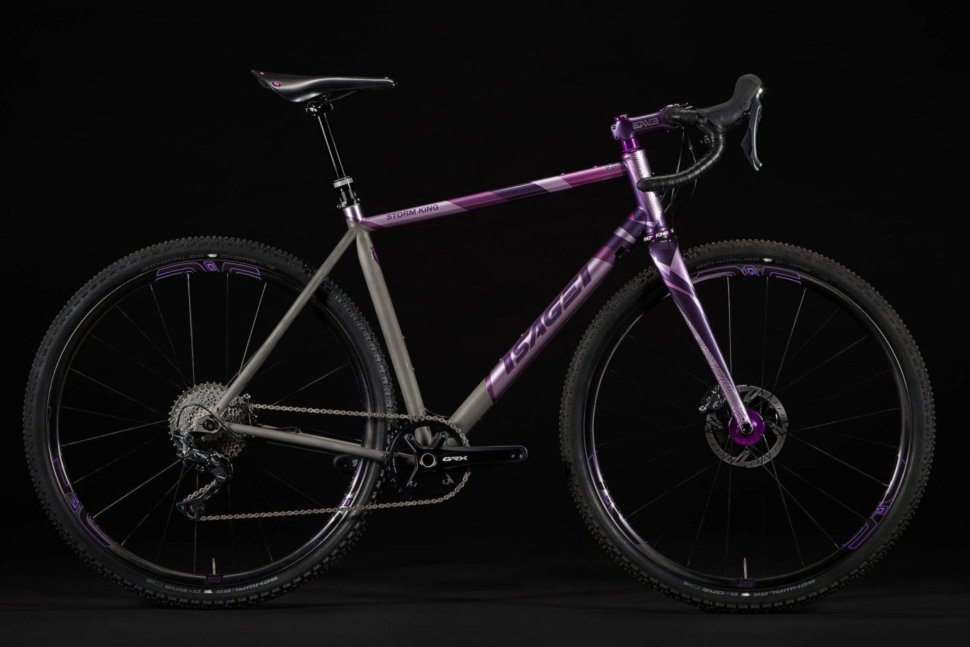 "New Sage Storm King ""Monster Gravel Bike"" 3"