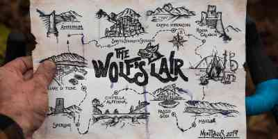 The Wolf's Lair 2.0: A 400 km Bike Packing Adventure in Italy 8