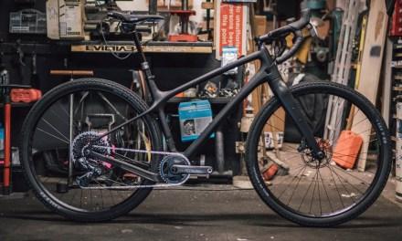 Evil Chamois Hagar Dream Build Gravel Bike