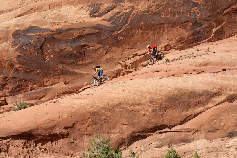 BLM Proposes Oil and Gas Drilling Beneath Moab's Cherished Slickrock Trail