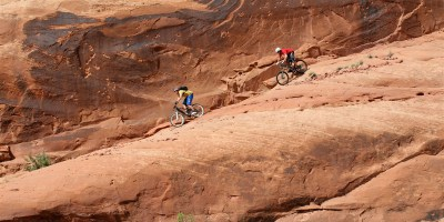 BLM Proposes Oil and Gas Drilling Beneath Moab's Cherished Slickrock Trail 2
