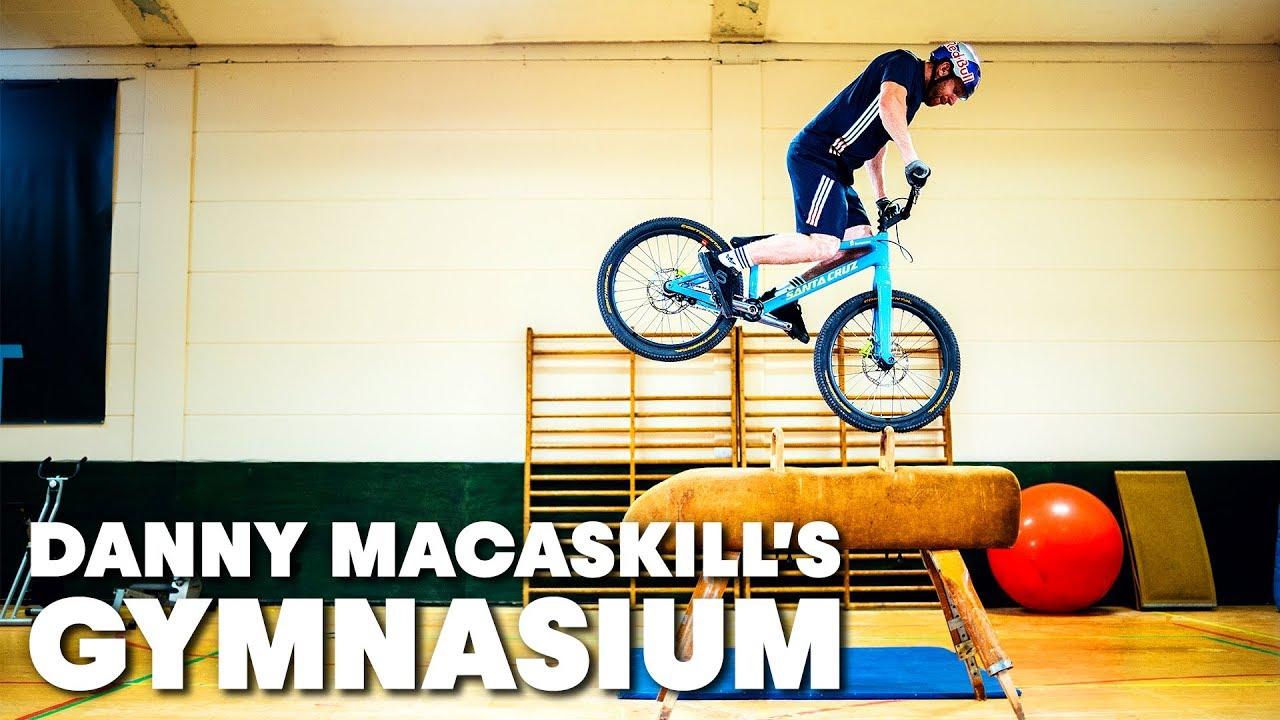 Danny MacAskill's Gymnasium 3