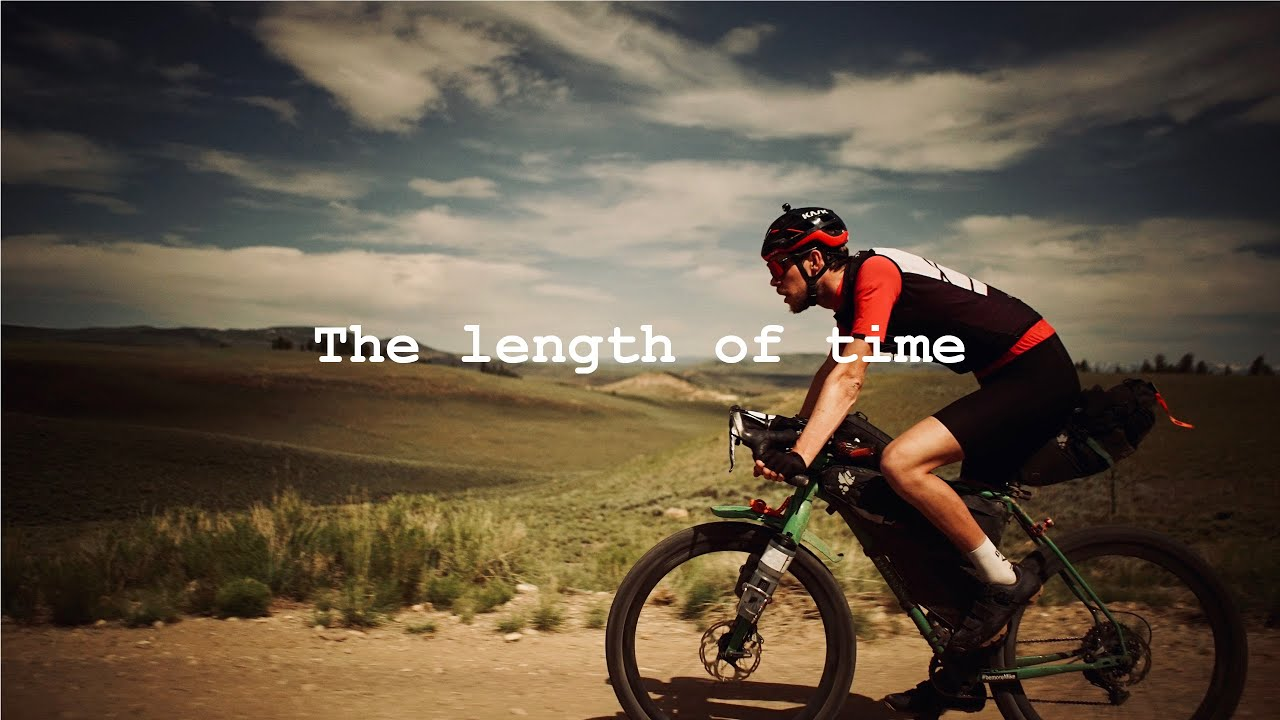 The Length Of Time. Inside The Tour Divide