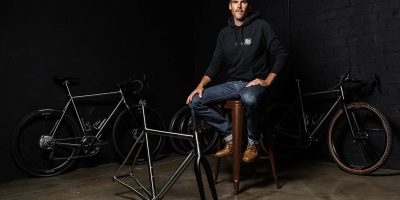 Blackheart Bike Co. Launches with Titanium All-Road Frameset