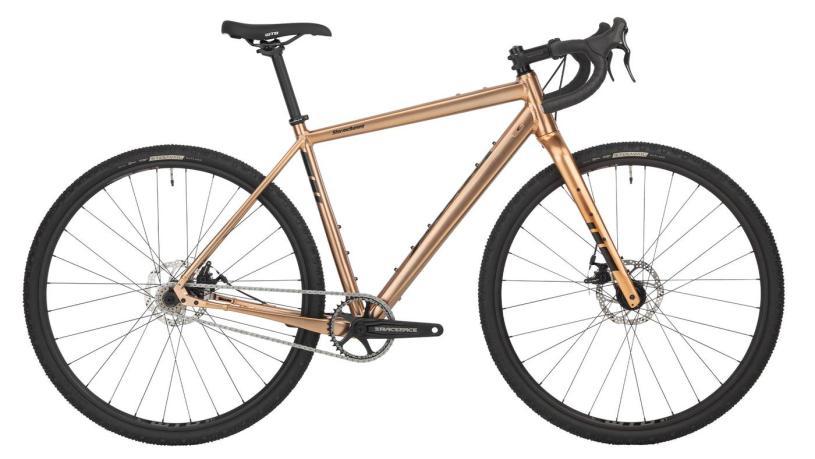 Salsa's New Singlespeed Gravel Bike: the Stormchaser 1