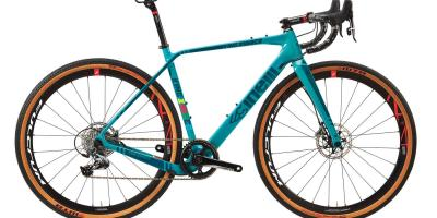 Cinelli's King Zydeco Frameset Features a Dual Rake Fork and Clearance for 2.1″ Tires 15