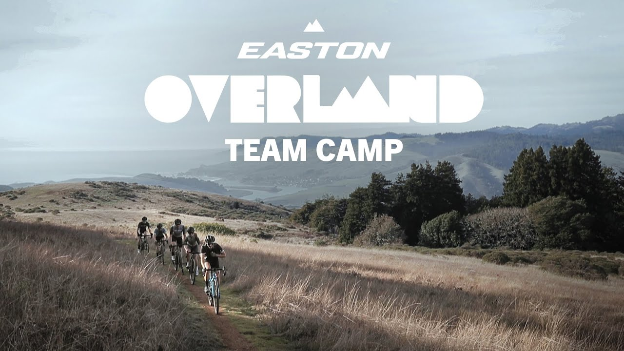 Easton Cycling's Overland Gravel Racing 2020 Team Launch 3