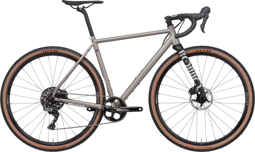 The Rondo RUUT Gravel Bike With Adjustable Head Angle