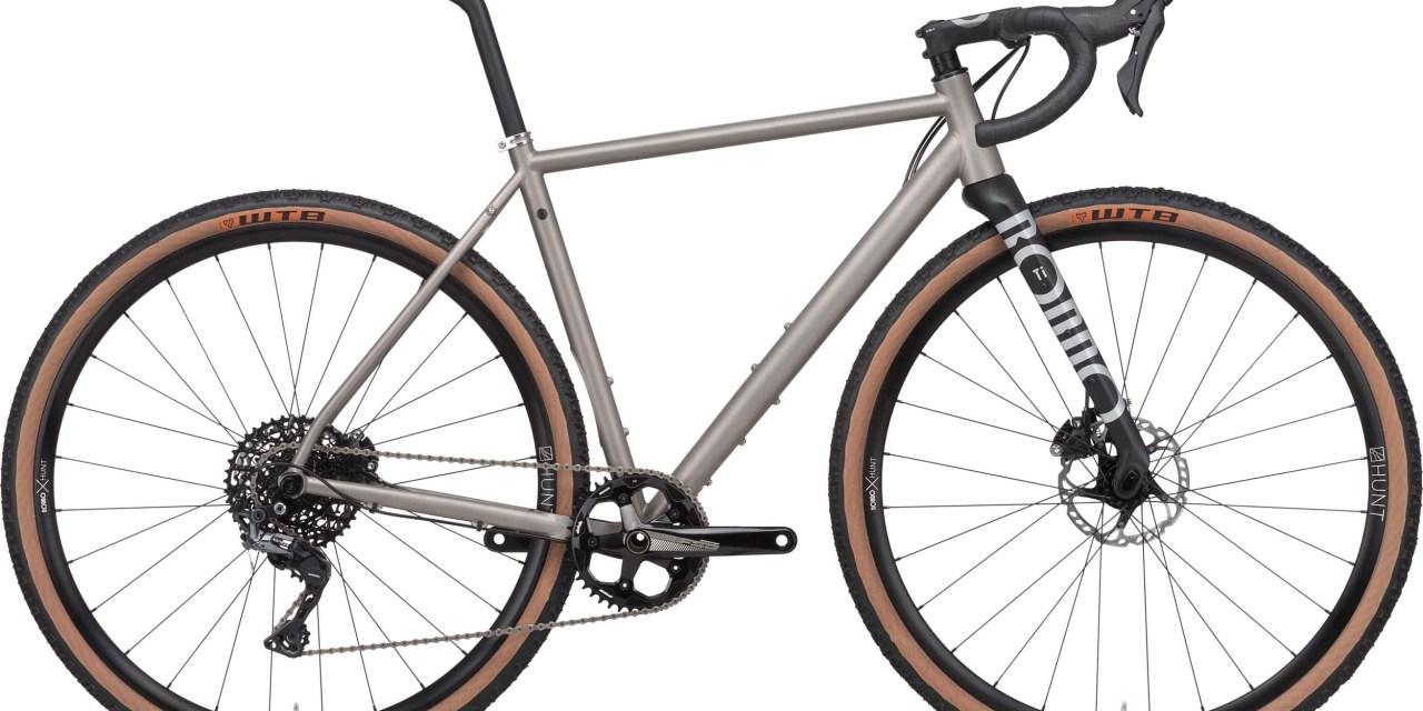 The Rondo RUUT Gravel Bike With Adjustable Head Angle
