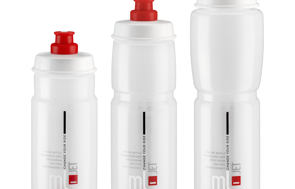Elite Releases Biodegradable JET Water Bottle
