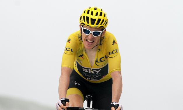 You Can Ride with Geraint Thomas as Rides on Zwift for 36 hours