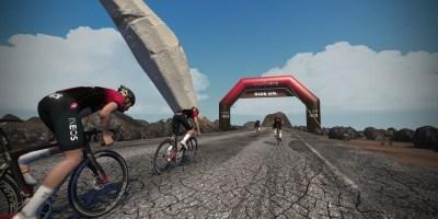 Watch Team INEOS Race the Alpe du Zwift