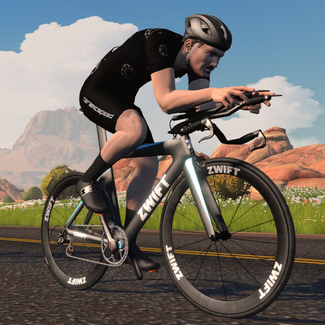 Zwift faster with your own in-game CeramicSpeed OSPW System 2
