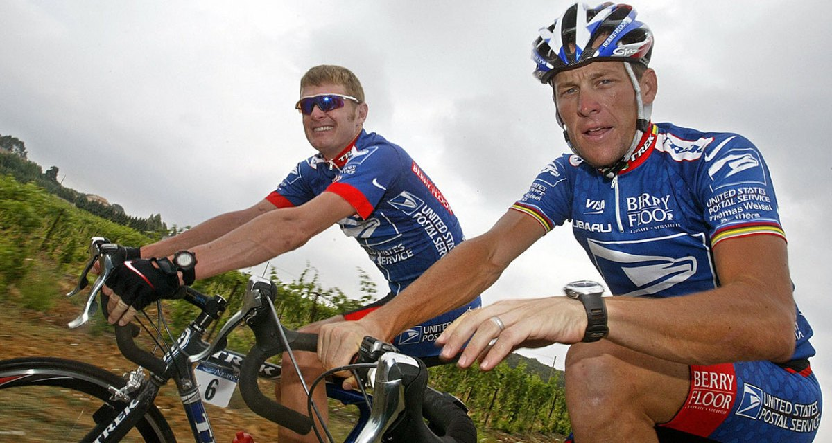 Floyd Landis: Armstrong was the Best