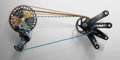 SRAM's Eagle Grows to 52t
