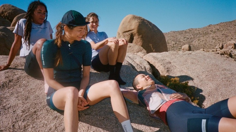 Rapha & Outdoor Voices Collaborate for Women's Collection