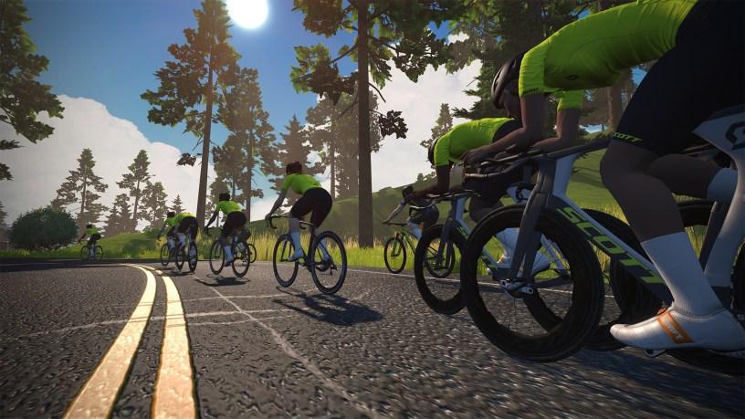 Zwift SCOTT Bikes Week Announced