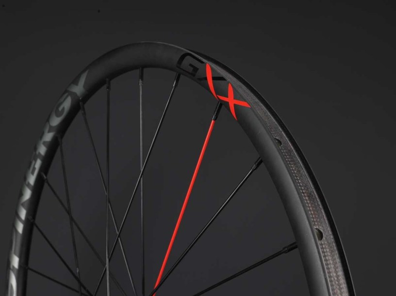 "Spinergy launches GXX ""King of Gravel"" Wheelset"