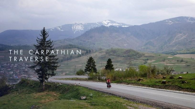 Video: GAËLLE ON TOUR: THE CARPATHIAN TRAVERSE.