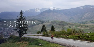 Video: GAËLLE ON TOUR: THE CARPATHIAN TRAVERSE.