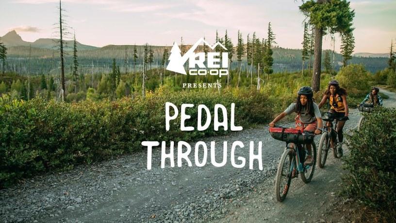 Video: Pedal Through