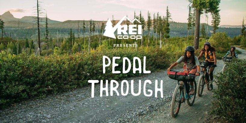 Video: Pedal Through