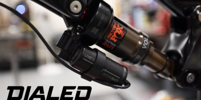 Video: Testing the Fox Live Valve System with Keegan Swenson