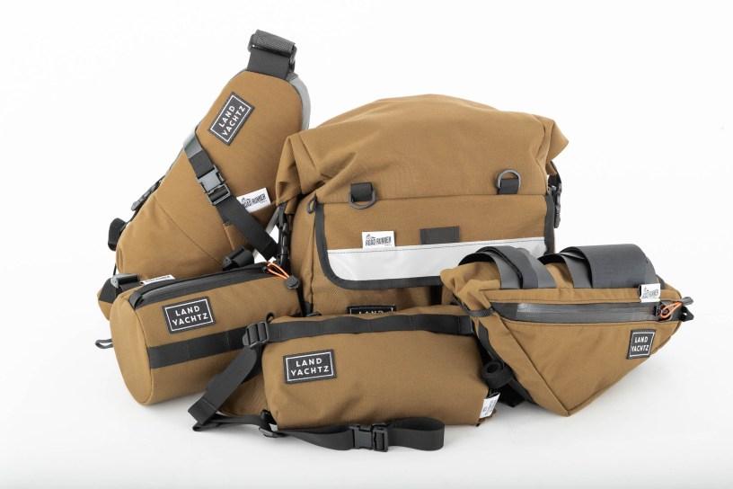 Roadrunner x Landyachtz Adventure Bag Collection