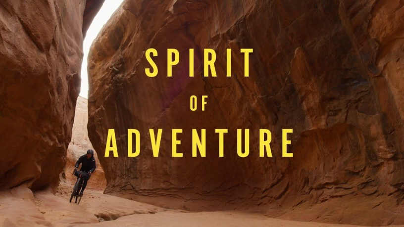 Video: Spirit of Adventure