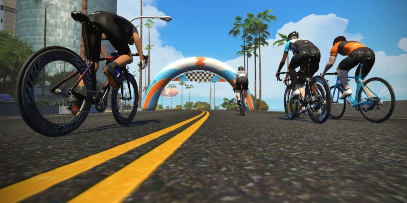 The First E-Racing World Championships Will Be Held On Zwift This December