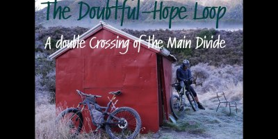 'The Doubtful Hope Route'- A double crossing of the Main Divide