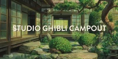 Swift Campout Video Challenge Finalist: Studio Ghibli Campout