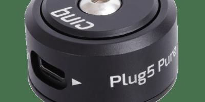 Cinq's Plug5 Pure Delivers USB Charging via Dynamo