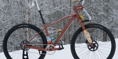 Bicyclepubes Builds the Ultimate Gravel Bike